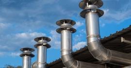 Bina İçi ve Bina Dışı Paslanmaz Çelik Baca Uygulamaları